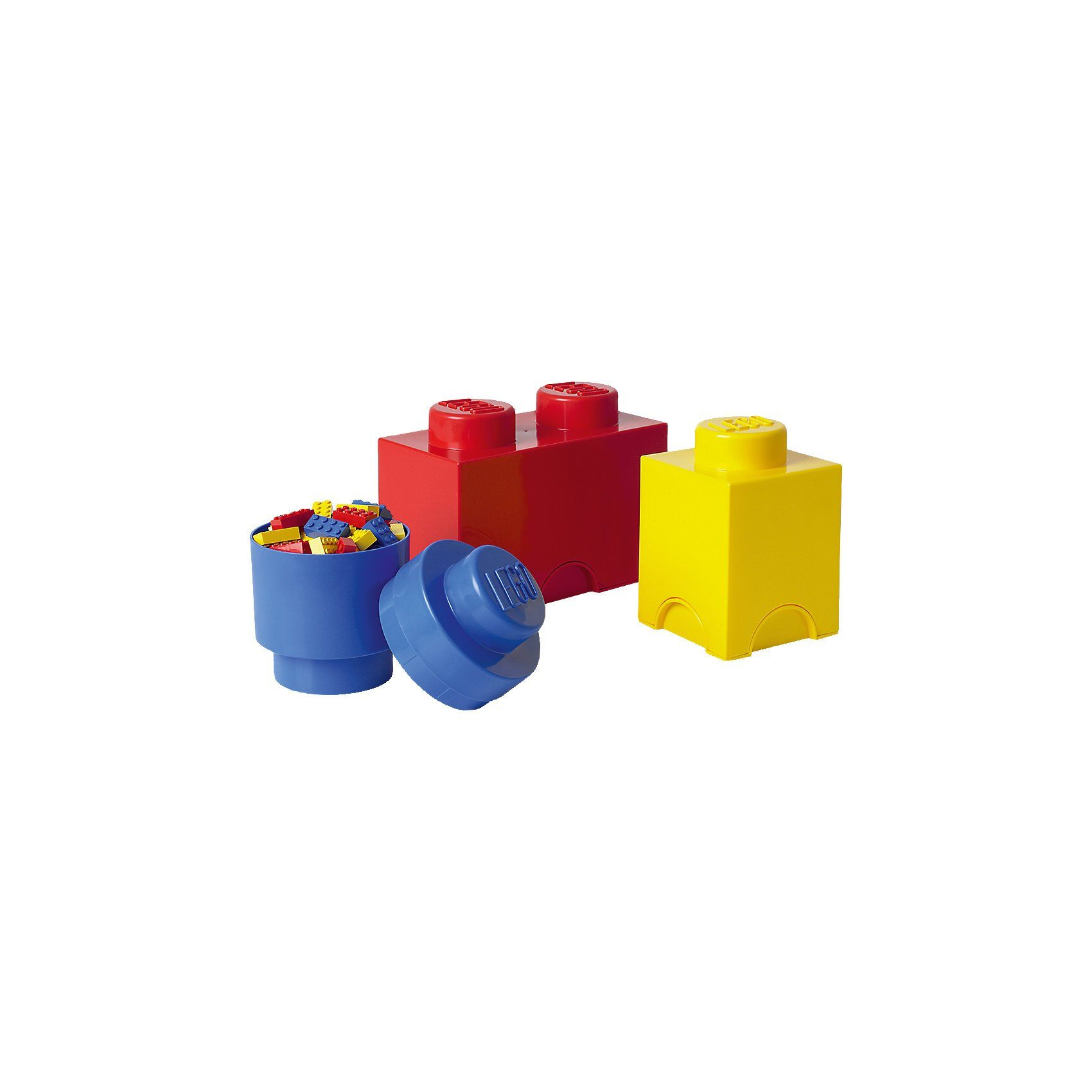 LEGO Storage Brick 3er-Pack
